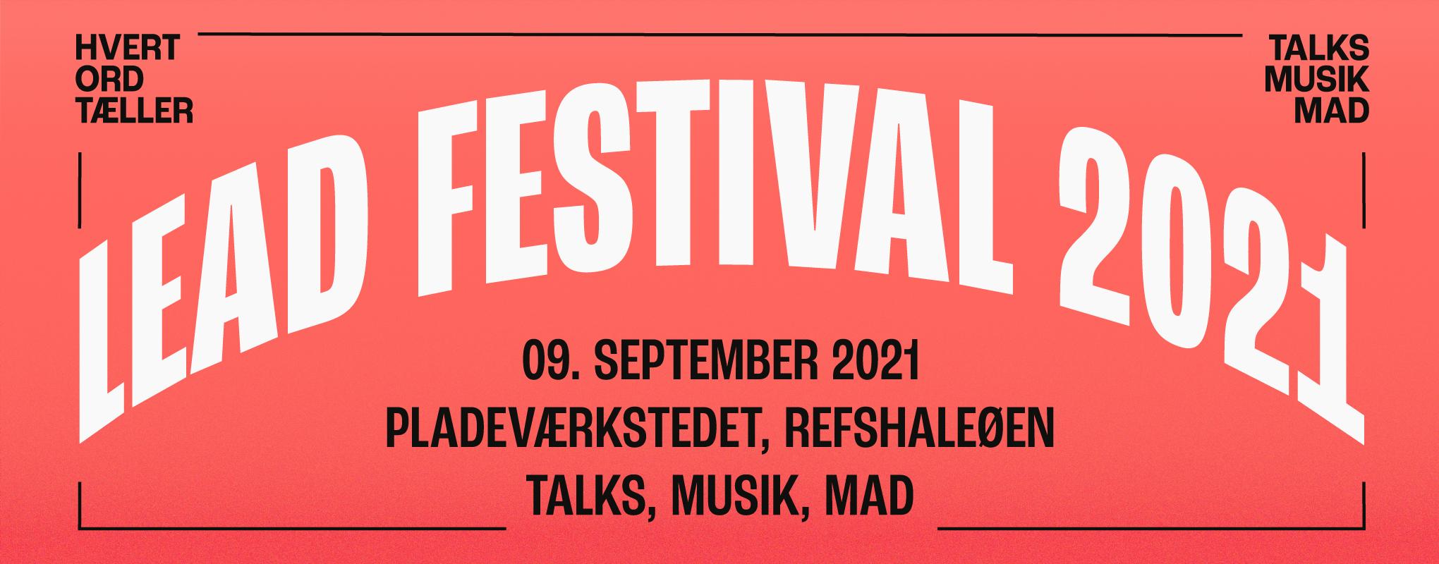 LEAD FESTIVAL 2021